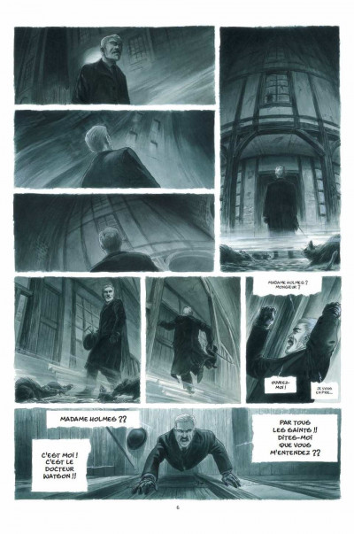 Page 2 Holmes (1854-1891?) tome 3 - l'ombre du doute
