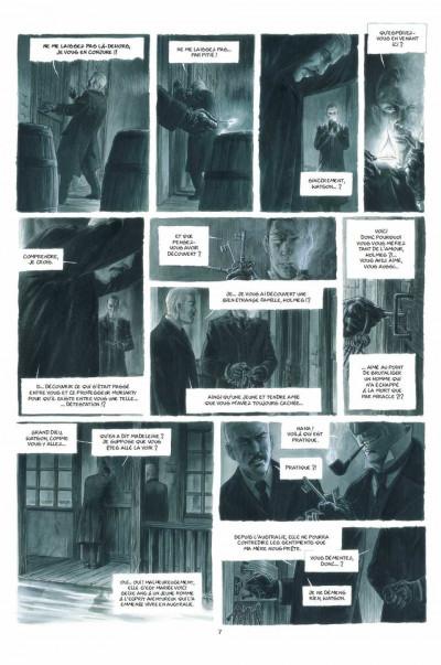 Page 3 Holmes (1854-1891?) tome 3 - l'ombre du doute