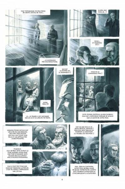 Page 4 Holmes (1854-1891?) tome 3 - l'ombre du doute