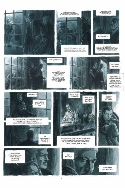 Page 5 Holmes (1854-1891?) tome 3 - l'ombre du doute