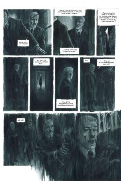 Page 6 Holmes (1854-1891?) tome 3 - l'ombre du doute