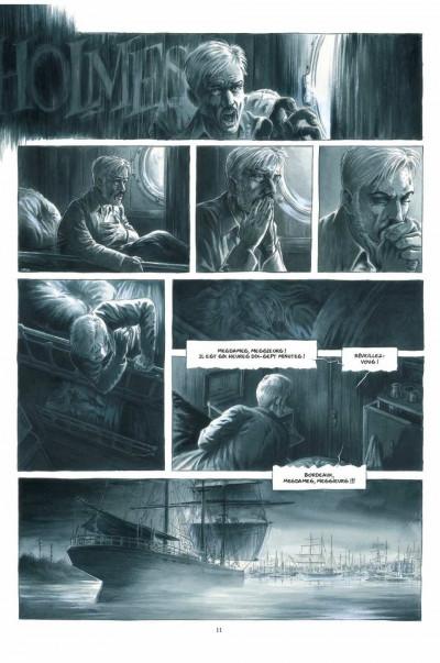 Page 7 Holmes (1854-1891?) tome 3 - l'ombre du doute