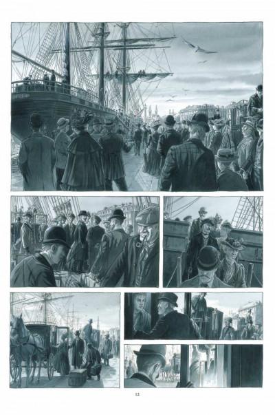 Page 8 Holmes (1854-1891?) tome 3 - l'ombre du doute