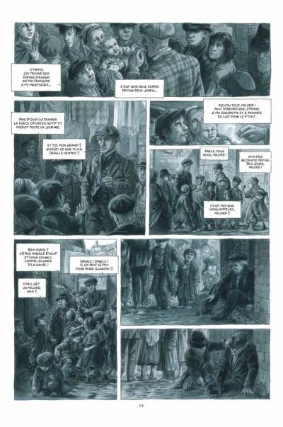 Page 9 Holmes (1854-1891?) tome 3 - l'ombre du doute