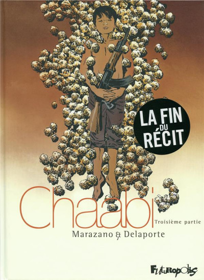 Couverture chaabi tome 3