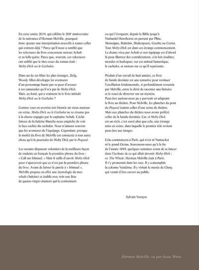 Page 5 A la recherche de Moby Dick tome 1