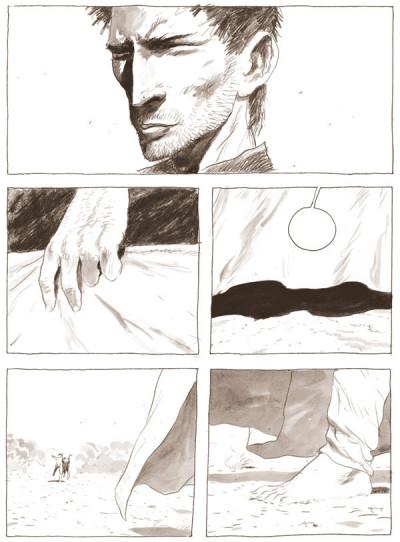 Page 1 mauvais garçons tome 1