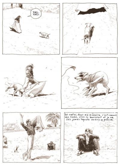 Page 3 mauvais garçons tome 1