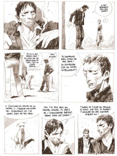 Page 4 mauvais garçons tome 1