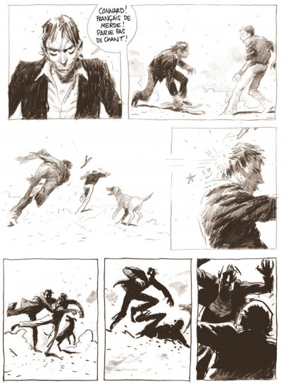 Page 5 mauvais garçons tome 1