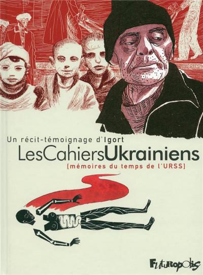 image de cahiers ukrainiens tome 1