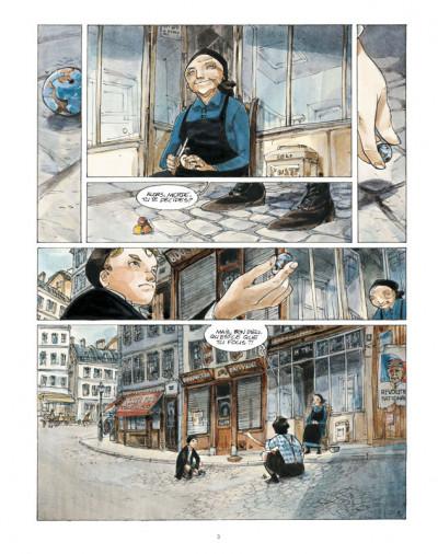 Page 1 un sac de billes tome 1