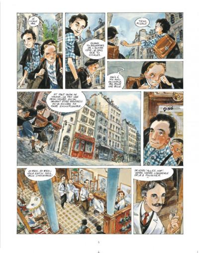 Page 3 un sac de billes tome 1