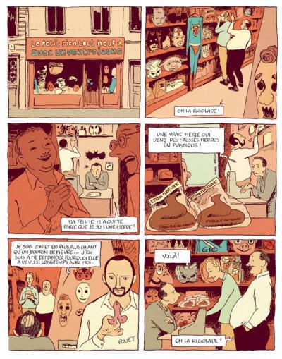 Page 1 Le petit rien tout neuf avec un ventre jaune