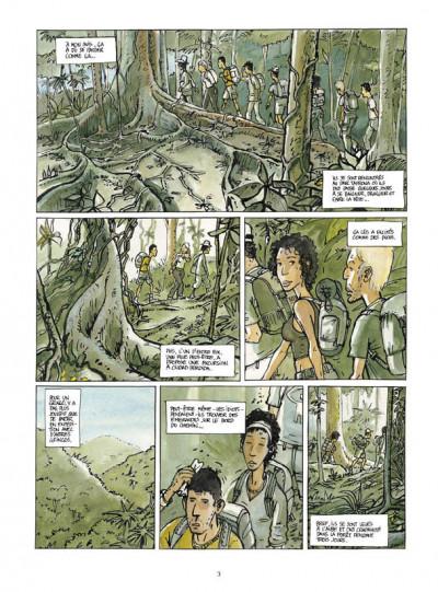 Page 1 au nom du fils (ciudad perdida) tome 1