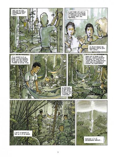 Page 3 au nom du fils (ciudad perdida) tome 1