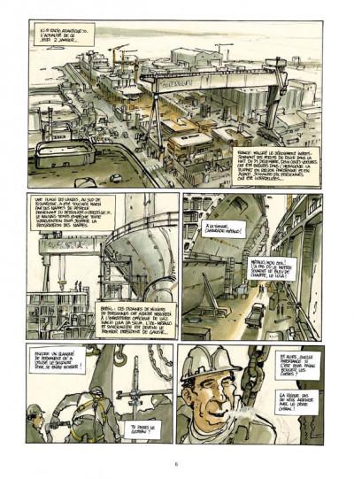 Page 4 au nom du fils (ciudad perdida) tome 1