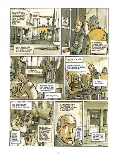 Page 5 au nom du fils (ciudad perdida) tome 1