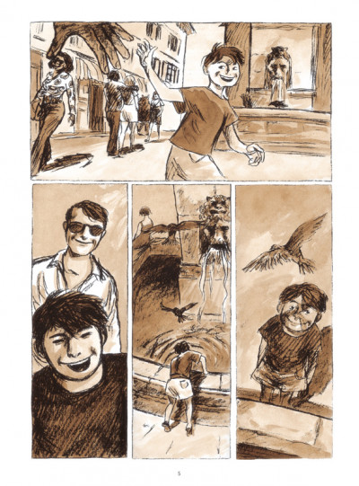 Page 1 la mort dans l'âme