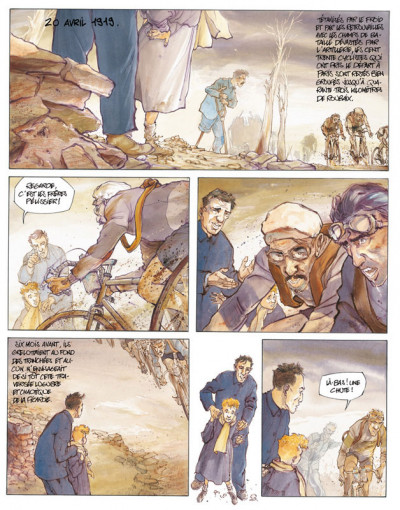 Page 2 pain d'alouette tome 1