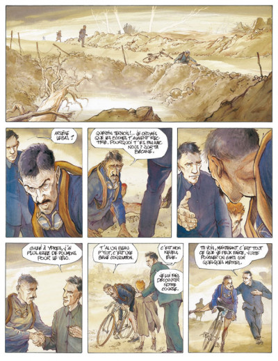 Page 3 pain d'alouette tome 1