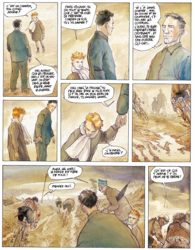 Page 4 pain d'alouette tome 1