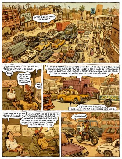 Page 3 le landais volant tome 2 - à la recherche du sexe volé