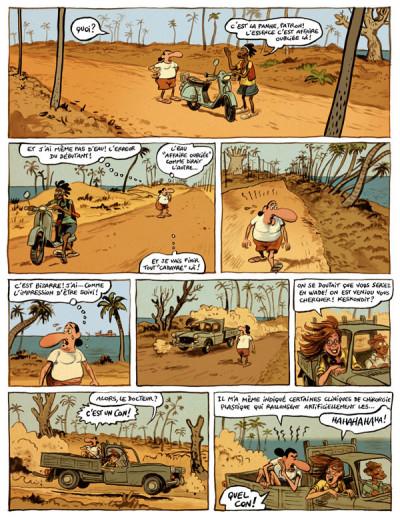 Page 4 le landais volant tome 2 - à la recherche du sexe volé