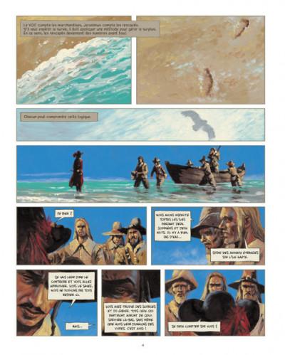 Page 2 Jéronimus tome 3 - sur l'île