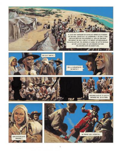 Page 3 Jéronimus tome 3 - sur l'île
