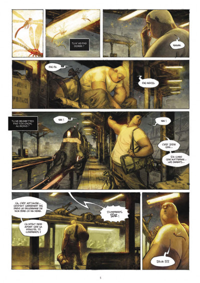 Page 1 Urban tome 1