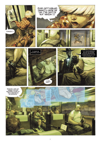 Page 3 Urban tome 1