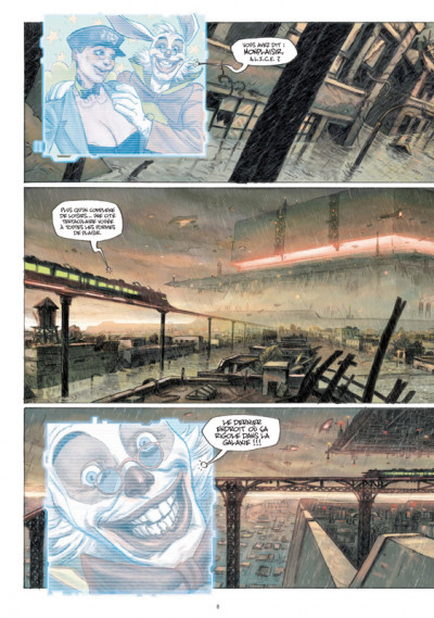 Page 4 Urban tome 1
