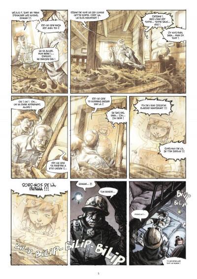 Page 3 urban tome 2 - ceux qui vont mourir