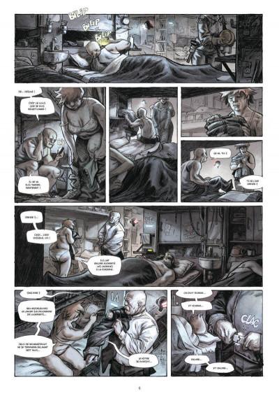 Page 4 urban tome 2 - ceux qui vont mourir