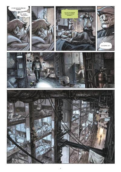 Page 5 urban tome 2 - ceux qui vont mourir