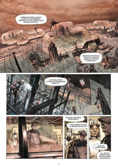 Page 6 urban tome 2 - ceux qui vont mourir