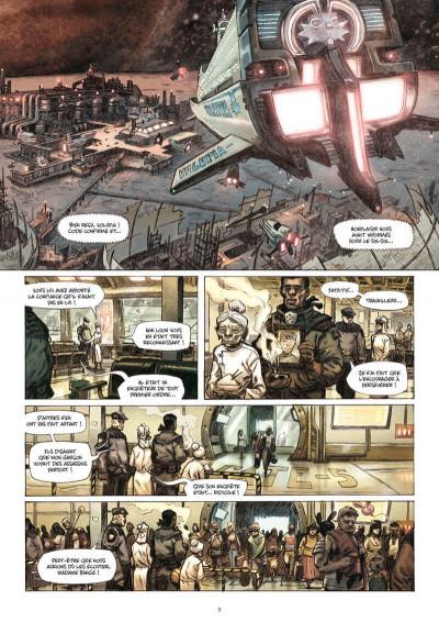 Page 7 urban tome 2 - ceux qui vont mourir