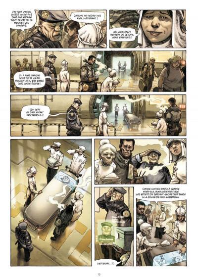 Page 8 urban tome 2 - ceux qui vont mourir