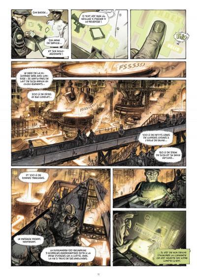 Page 9 urban tome 2 - ceux qui vont mourir
