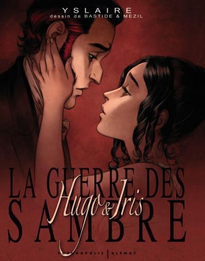 Couverture La guerre des Sambre - Hugo et Iris coffret tomes 1 à 3