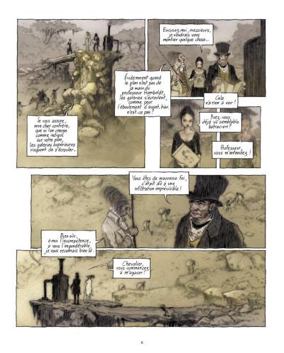 Page 3 Le Dernier Voyage d'Alexandre de Humboldt Tome 2
