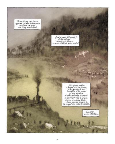Page 4 Le Dernier Voyage d'Alexandre de Humboldt Tome 2