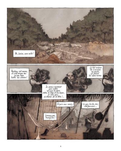 Page 5 Le Dernier Voyage d'Alexandre de Humboldt Tome 2