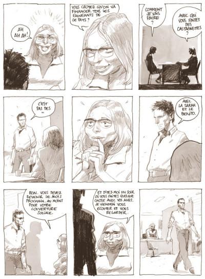 Page 3 mauvais garçons tome 2