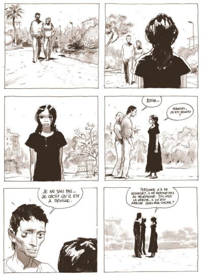 Page 4 mauvais garçons tome 2