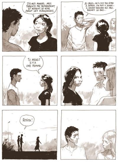 Page 5 mauvais garçons tome 2