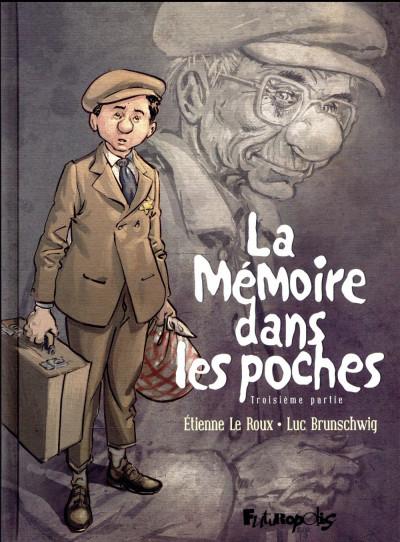 Couverture La mémoire dans les poches tome 3