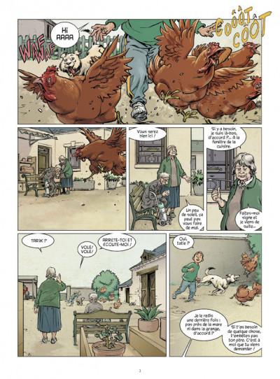 Page 1 La mémoire dans les poches tome 3