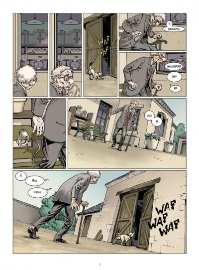 Page 3 La mémoire dans les poches tome 3